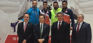 Büyükşehirli karateciler, Bolu'dan 5 dereceyle döndü