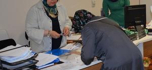 Körfez Belediyesi'nden yardıma muhtaç vatandaşlara yardım eli