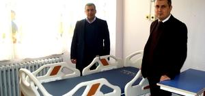 Bakanlıktan Sarıgöl Devlet Hastanesine yeni cihaz takviyesi