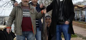 Karadeniz'de köpek balığı yakalandı
