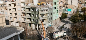 Şehitkamil'de kentsel dönüşüm hız kesmiyor