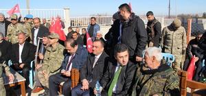 Midyat'ta terör kurbanları için anma töreni
