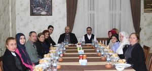 Hayırseverlerden Başkan Orhan'a teşekkür