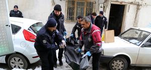 Sivas'ta sobadan sızan gazdan zehirlenen kişi öldü