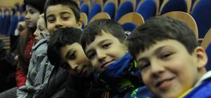 Bülent Ecevit Üniversitesi çocuk üniversitesi başladı
