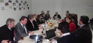 Meslek liseleri ve organize sanayi bölgeleri işbirliği toplantıları sürüyor