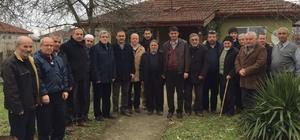 Şehit Ahmet Çondul ölümünün 9. yılında dualarla anıldı