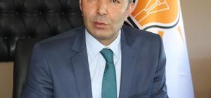 AK Parti Yozgat İl Başkanı Lekesiz, 2017 yatırımlarını değerlendirdi