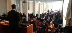 AFAD'tan Kur'an Kursu hocaları ve öğrencilerine yangın semineri