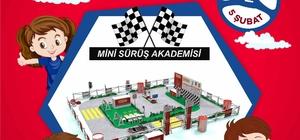 Forum Erzurum'dan 'Mini Sürüş Akademisi'