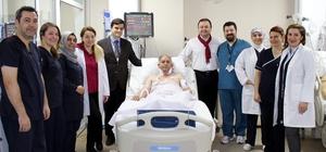 Kütahya'da 'minimal kesiyle' kalp ameliyatı
