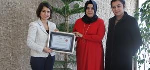 AOSB'den atık su kirliliği azalan fabrikalara ödül