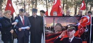 Diyarbakırlı şehit aileleri Okkan'ı unutmadı