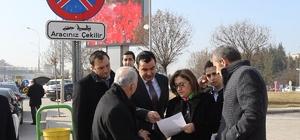 Gaziantep'te 2016 yılında bin 449 bilgilendirme ve yönlendirme levhası yapıldı