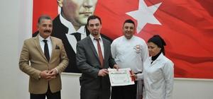 Toroslar Belediyesi'nin aşçılık kursuna Almanya'dan destek geldi