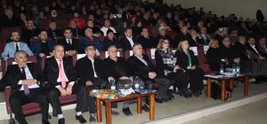 AK Parti Edremit ilçe danışma toplantısı yapıldı