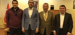 TÜGVA Başkanı Som'dan Vali Yardımcılarına Ziyaret