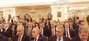 Başkan Asya, Cazibe Merkezleri Programı toplantısına katıldı