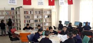 Selçuklu' da 29 kütüphane,246 bin 895 kitap kitapseverleri bekliyor
