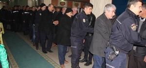 Şehit polis memuru Hamdi Dikmen için mevlit okutuldu