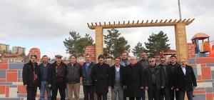 Kavak'a 2,5 yılda 7 park yapıldı