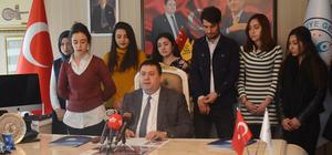 """Türkiye Gençlik Teşkilatından cumhurbaşkanlığına """"evet"""""""