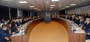 2017 Yılının ilk koordinasyon toplantısı yapıldı