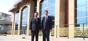 Çorum Belediye Başkanı, İlkadım Belediyesinin projelerini inceledi