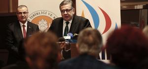 """""""Türkmen Kültürel Haklarının Durumu"""" paneli"""