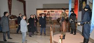 Kültür ve Turizm Bakanlığından Bilecik'e ziyaret