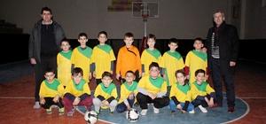 Başkan Güler'den minik sporculara moral ziyareti