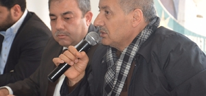 AK Parti Birecik İlçe Danışma Meclisi toplandı