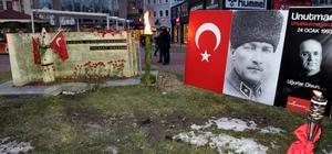 CHP Edirne Merkez İlçe Gençlik Kolları 'Mumcu'yu andı