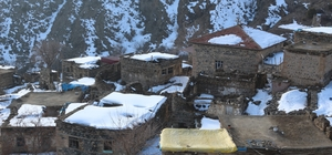 iğde AFAD Müdürlüğü Koçak köyü ile ilgili çalışma başlattı