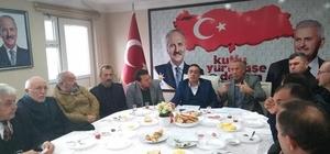 AK Parti Ünye İlçe Teşkilatı start verdi