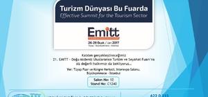 Esenyurt Belediyesi EMİTT Fuarı'nda yerini alıyor