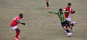 Edirnespor son dakika golüyle 1 puanı yakaladı
