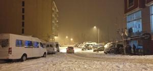Tunceli'de kar yağışı nedeniyle hamile ve engelli personel izinli sayılacak