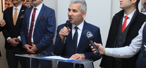 Anadolu Adalet Sarayı'nda 'Kuşbakışı Muğla' fotoğraf sergisi açıldı