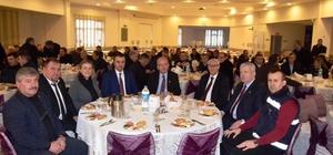 Başkan Albayrak muhtarlar ve STK temsilcileriyle buluştu
