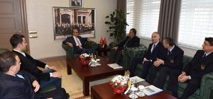"""Vali Demirtaş: """"Gümrükler önemli gelişim gösterdi"""""""