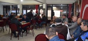 Bayramiç'te güvenlik toplantısı düzenlendi