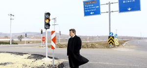 Yenişehir'e yeni çevre yolu