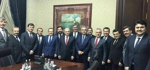 Başkan Uğur'dan Ankara Çıkartması