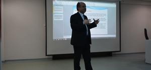 """Osmaneli'de """"Okul Yönetimi ve Liderlik Eğitimi"""" semineri"""