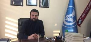 Kırıkkale Ülkü Ocakları Başkanı Ali Gençtürk;
