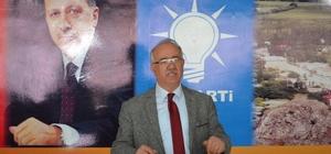 AK Parti Adilcevaz teşkilatı referandum startını verdi