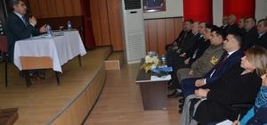 Osmancık ilçe koordinasyon kurulu toplandı