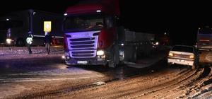 Amasya'da trafik kazaları