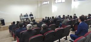 Musabeyli ilçesinde güvenlik toplantısı yapıldı